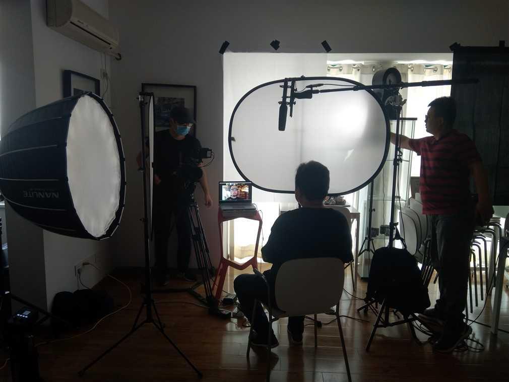 Shanghai China based Cameraman Hire