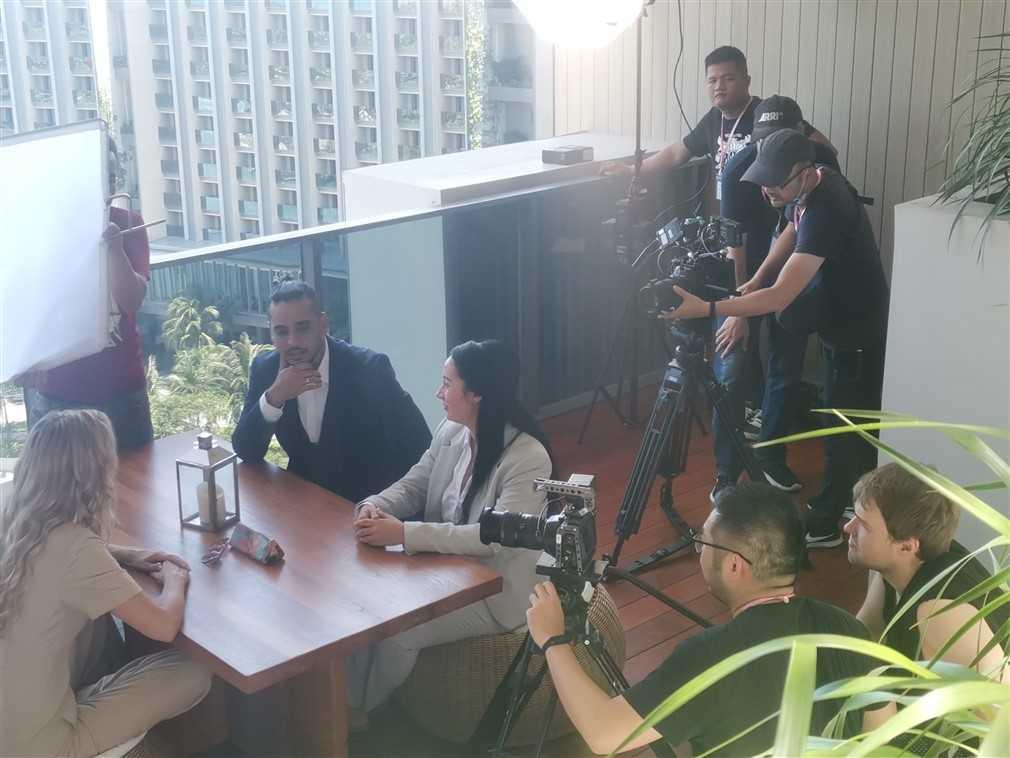 cameraman hire in China